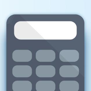 Plavi kalkulator
